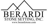 berardi stone setting inc logo