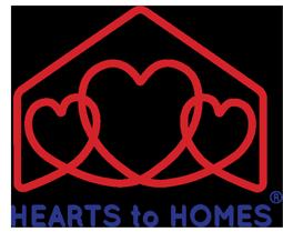 Hearts to Homes Logo